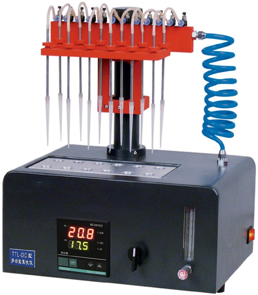TTL-DC型多功能氮吹仪