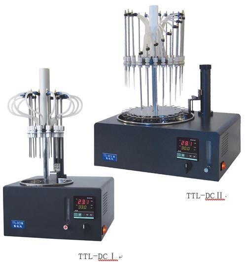 TTL-DCI/DCII型氮吹仪