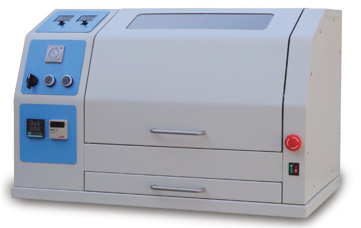 TTL-860 automatic temperature control flip oscillator